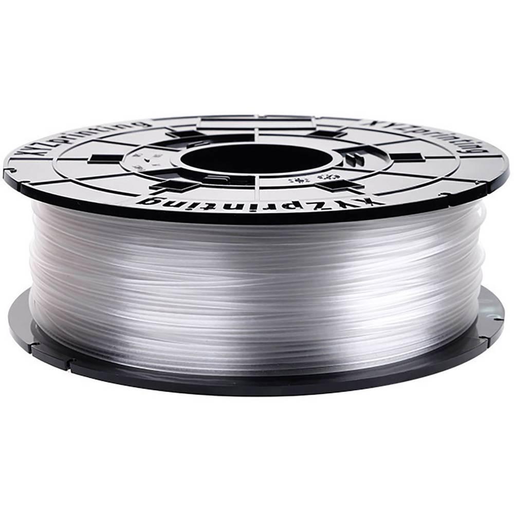 XYZprinting RFPETXEU00J 3D-skrivare Filament PETG korrosionsbeständig, UV-beständig 1.75 mm 600 g Natur 1 st
