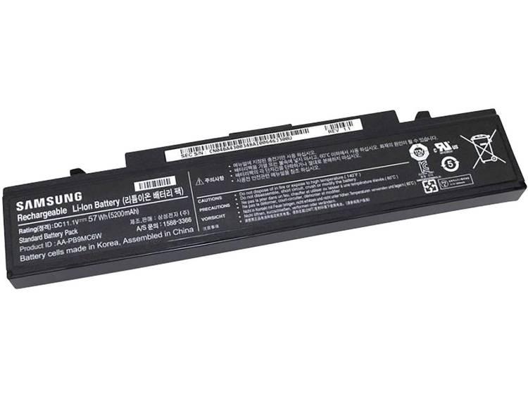 Laptopaccu Samsung Vervangt originele accu BA43-00348A, BA43-00207A 11.1 V 5200 mAh