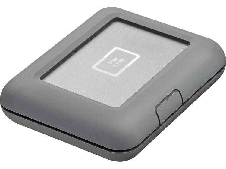 LaCie DJI Copilot BOSS 2TB USB-C USB 3.1 externe harde schijf
