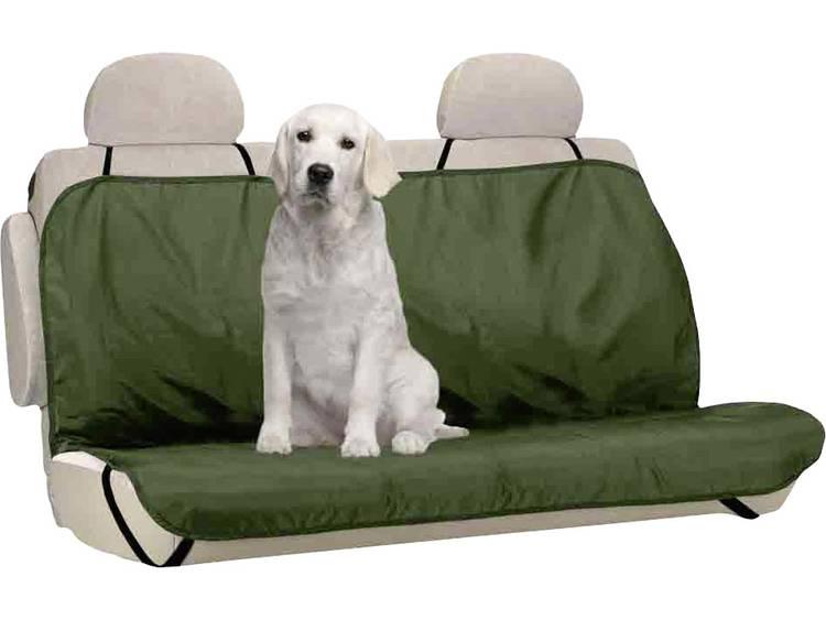 Honden-beschermhoes Berger & Schröter 31804 Polyester Groen Achterbank
