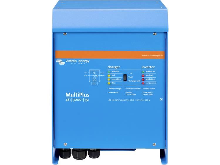 Victron Energy MultiPlus 48-3000-35-50 230 Netomvormer 3000 W 48 V-DC Kabel