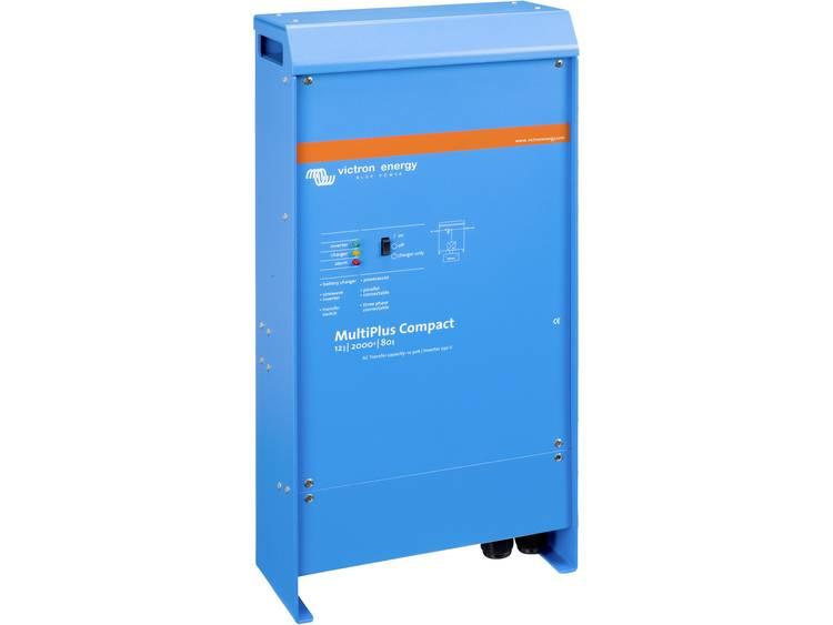 Victron Energy MultiPlus C 12-2000-80-30 Netomvormer 2000 W 12 V-DC Kabel