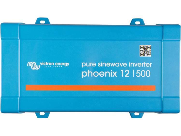Victron Energy Phoenix 12-500 Omvormer 500 W 12 V-DC Schroefklemmen