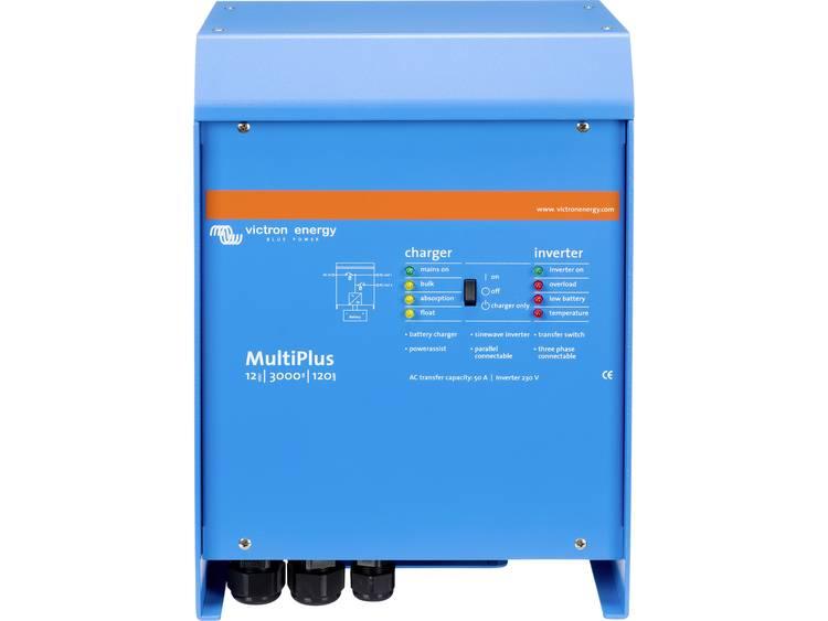 Victron Energy MultiPlus C 12-3000-120-50 Netomvormer 3000 W 12 V-DC Kabel