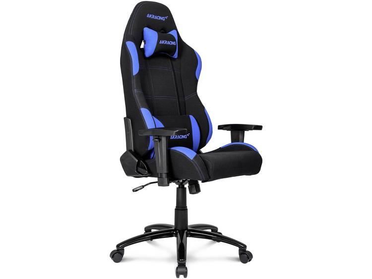 AKRACING PRIME Gaming stoel Blauw, Zwart