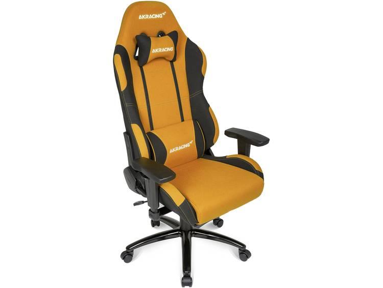 AKRACING PRIME Gaming stoel Oranje, Zwart