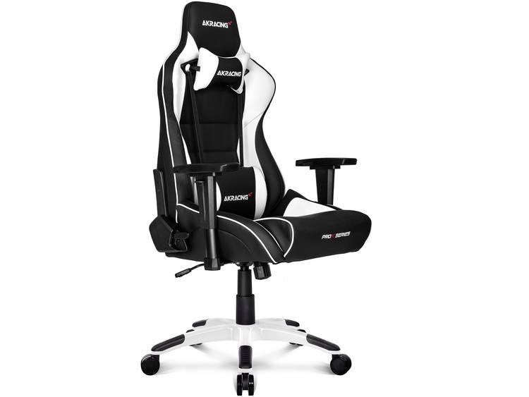 AKRACING PROX Gaming stoel Zwart, Wit