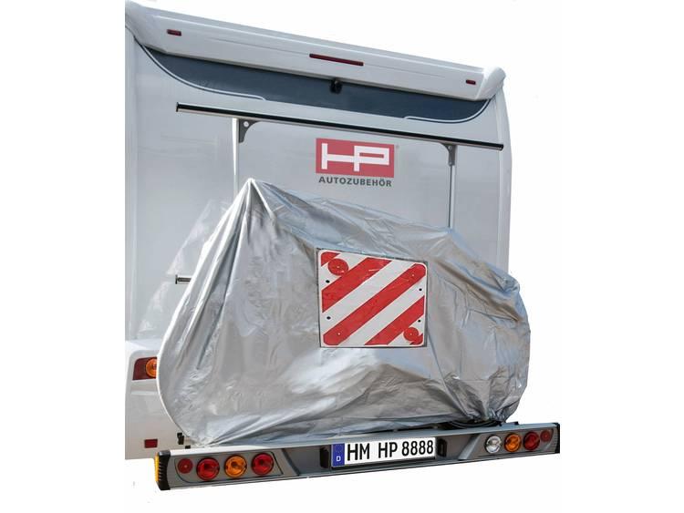 HP Autozubehör Fahrradhülle mit Warntafeltasche (l x b x h) 100 x 198 x 139 cm