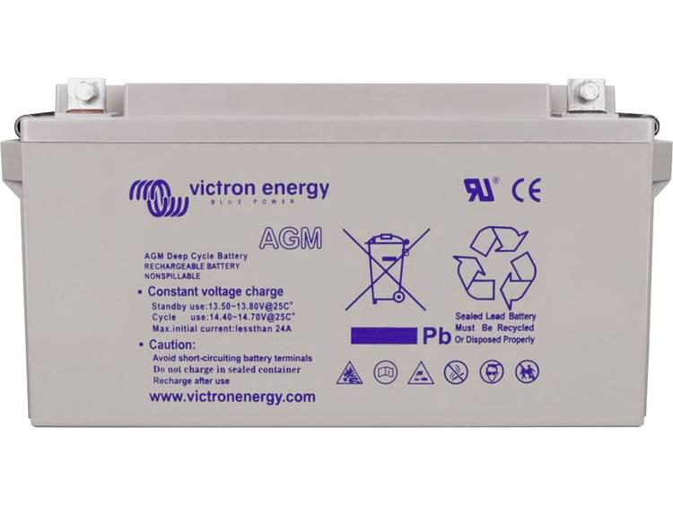 Victron Energy Blue Power BAT412600104 Solar-accu 12 V 66 Ah Loodgel (b x h x d) 258 x 235 x 166 mm M8-schroefaansluiting