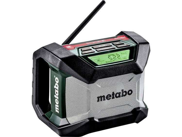 Metabo R 12-18 BT Bouwradio FM Bluetooth Zwart, Groen, Grijs