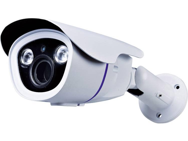 m-e modern-electronics 55321 Bewakingscamera 2,8 - 12 mm