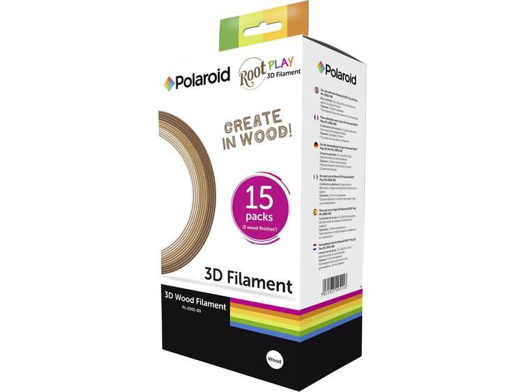 Filamentpakket Polaroid 3D-FP-PL-2501-00 Laybrick Compound 1.75 mm Hout 225 g