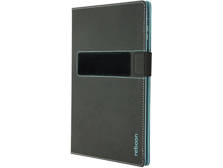 reboon Bookcase Tablet-tas Geschikt voor displaygrootte: 21,3 cm (8,4) Zwart