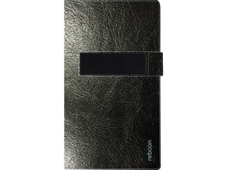 reboon Bookcase Universele tablethoes Geschikt voor displaygrootte: 25,4 cm (10) - 27,4 cm (10.8) Zwart