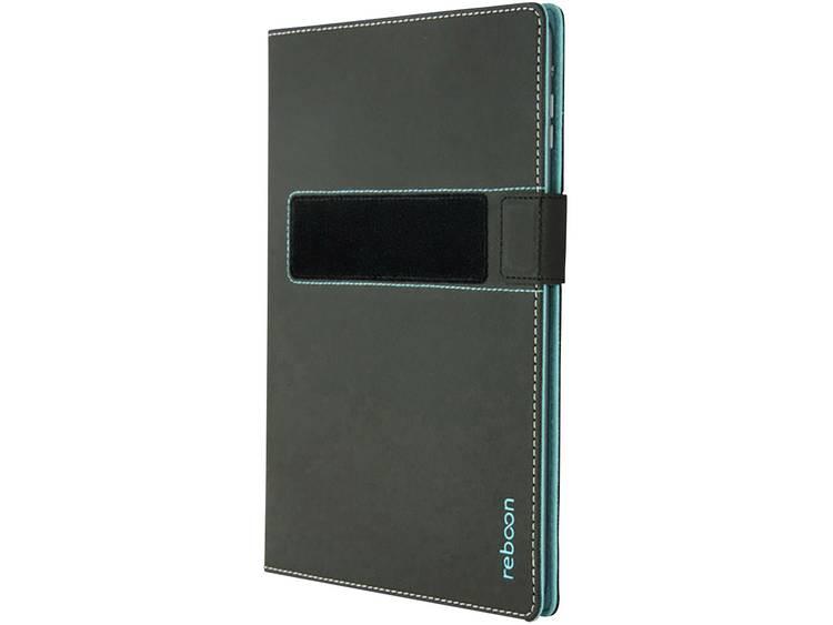 reboon Bookcase Universele tablet hoes Geschikt voor displaygrootte: 25,4 cm (10) - 27,4 cm (10.8) Zwart