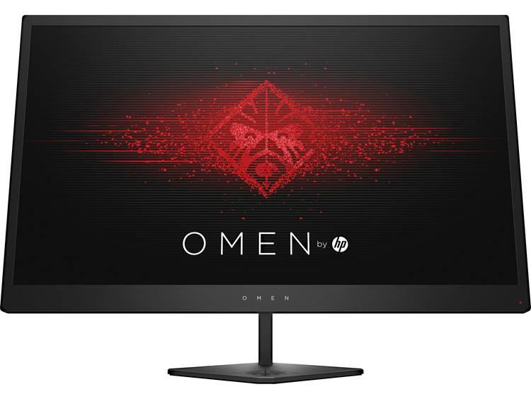 LED-monitor 62.2 cm (24.5 inch) Omen by HP 25 Energielabel A 1920 x 1080 pix Full HD 1 ms USB 3.0, HDMI, DisplayPort, Audio, stereo (3.5 mm jackplug) TN LED