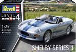 Modelbouwpakket Shelby Series I