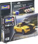Modelbouwpakket 2010 Ford Mustang GT
