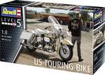 Modelbouwpakket US Touring Bike