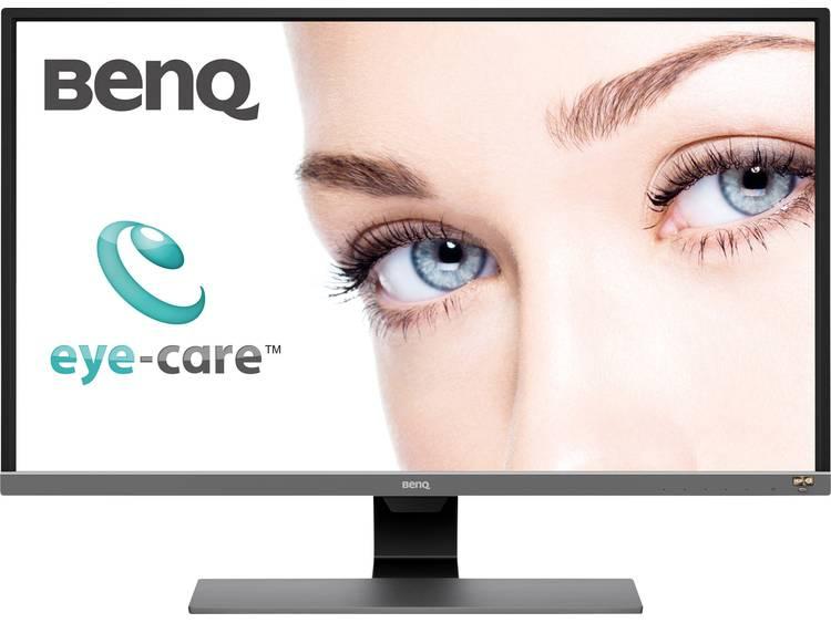 BenQ EW3270U LED-monitor 80 cm (31.5 inch) Energielabel B (A+++ – D) 3840 x 2160 pix UHD 2160p (4K) 4 ms HDMI, DisplayPort, USB-C USB 3.1, Audio, stereo (3.5