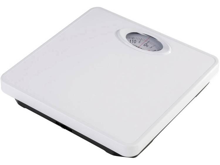 Korona Ben Analoge personenweegschaal 130 kg Wit