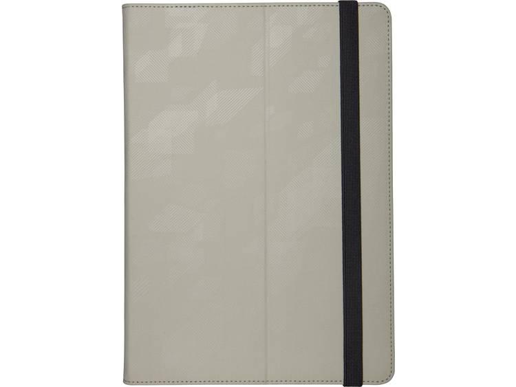 case LOGIC® Bookcase Tablet-cover Geschikt voor displaygrootte: 22,9 cm (9) - 25,4 cm (10) Cementgrijs
