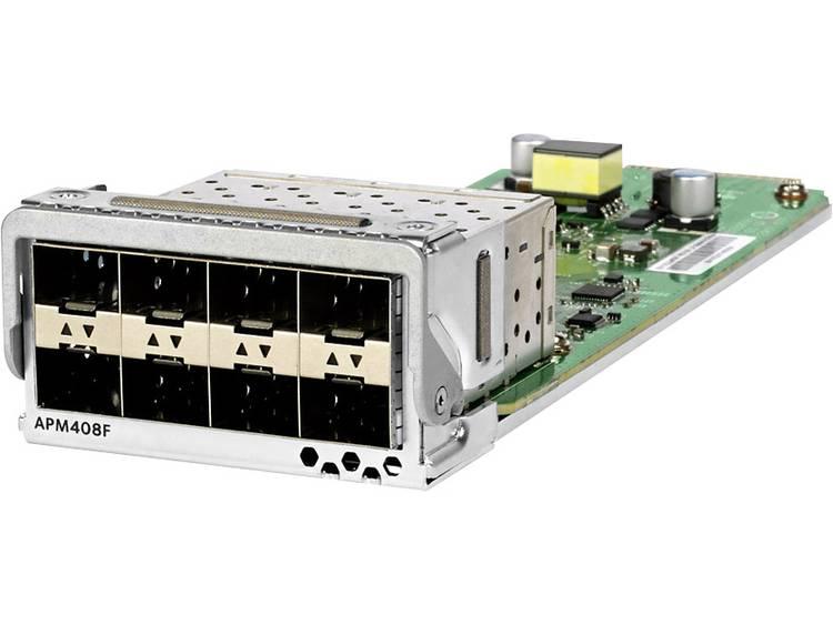 NETGEAR APM408F-10000S Netwerk switch SFP 8 poorten