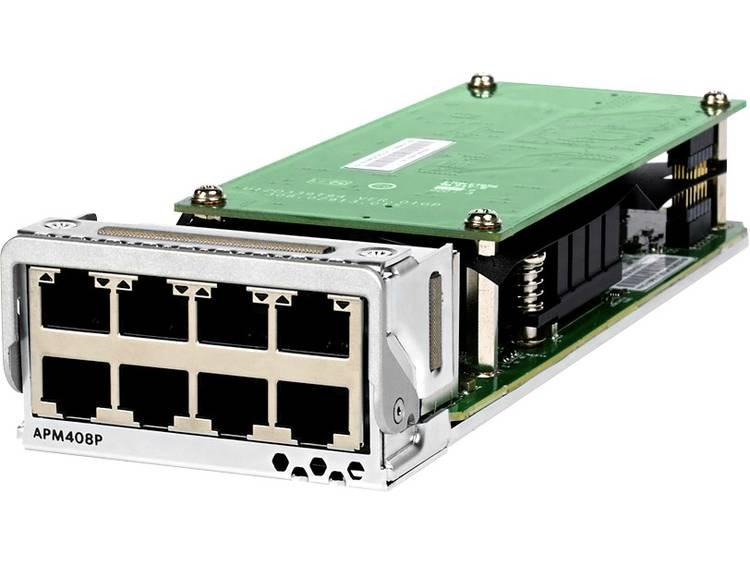 NETGEAR APM408P-10000S Netwerk switch RJ45 8 poorten