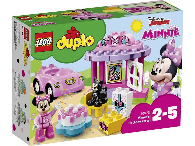 10873 Lego Disney Princess Minnies Verjaardagsfeest