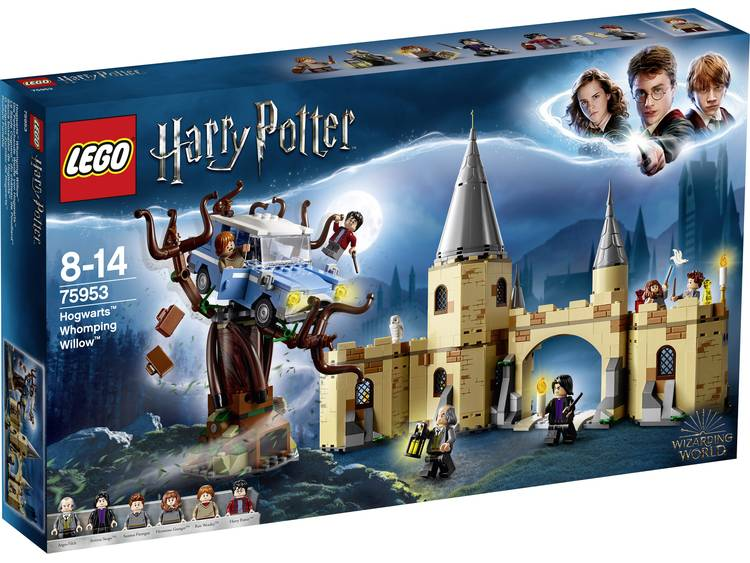 LEGO® Harry Potter™ Hogwarts™ Whomping Willow™