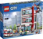 Lego City - ziekenhuis