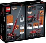 Technische Lego - Kraan voor alle terreinen