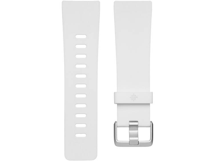 FitBit Versa Reserve armband Maat=L Wit