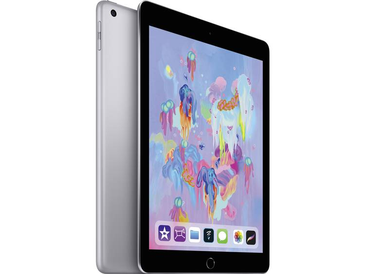 Apple iPad 9.7 (maart 2018) WiFi 128 GB Spacegrijs