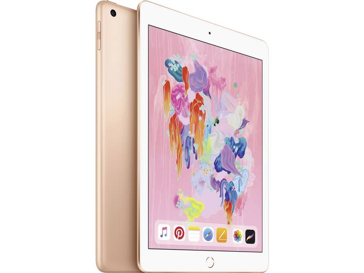 Apple iPad 9.7 (maart 2018) WiFi 32 GB Goud