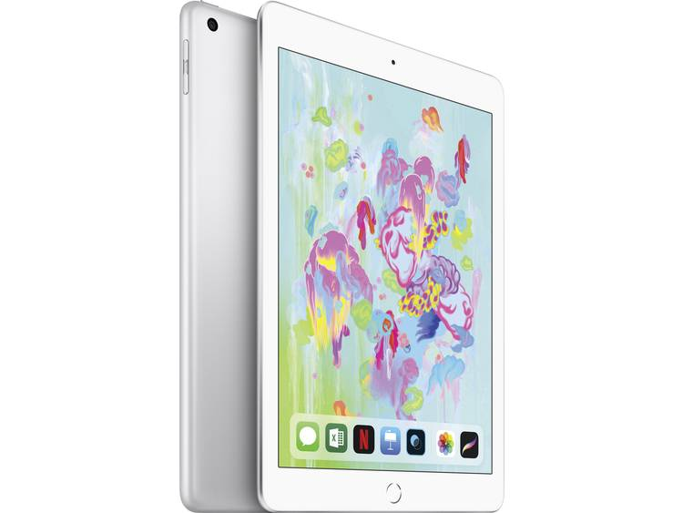 Apple iPad 9.7 (maart 2018) WiFi + Cellular 32 GB Zilver