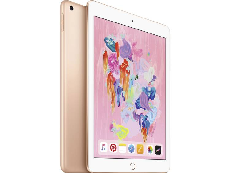 Apple iPad 9.7 (maart 2018) WiFi + Cellular 32 GB Goud