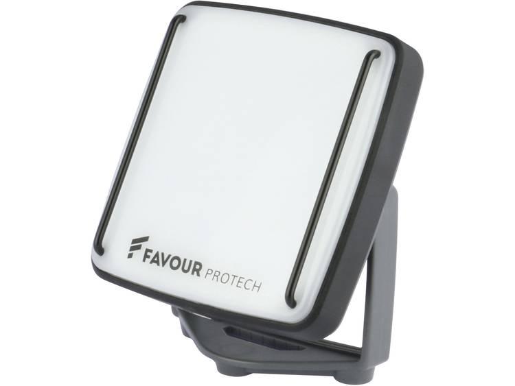 Favour 270FAPANELL0817 Werklamp Wit-zwart LED 4 h