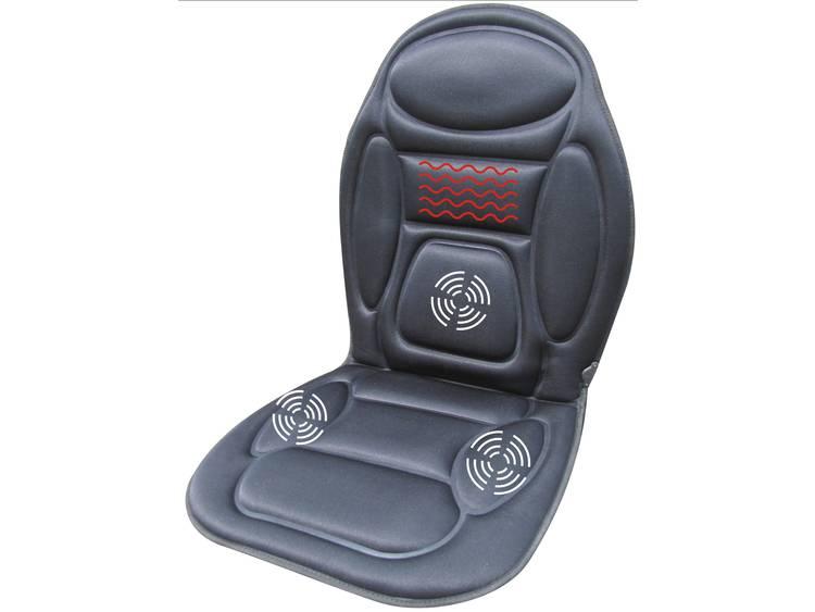 HP Autozubehör Stoelverkoeling 12 V 1 koelstand Zwart
