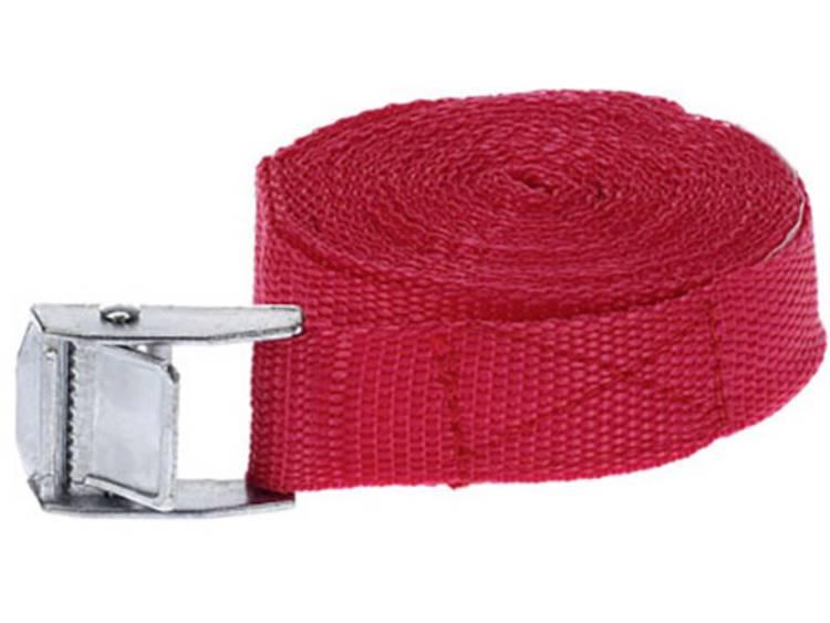 Klemband Trekkracht (lc) vastbinden (enkel direct)=250 daN (l x b) 5 m x 25 mm HP Autozubehör 12205