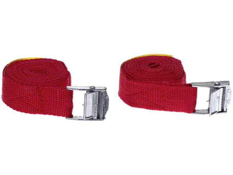 Klemband Trekkracht (lc) vastbinden (enkel direct)=250 daN (l x b) 2.5 m x 25 mm HP Autozubehör 12225