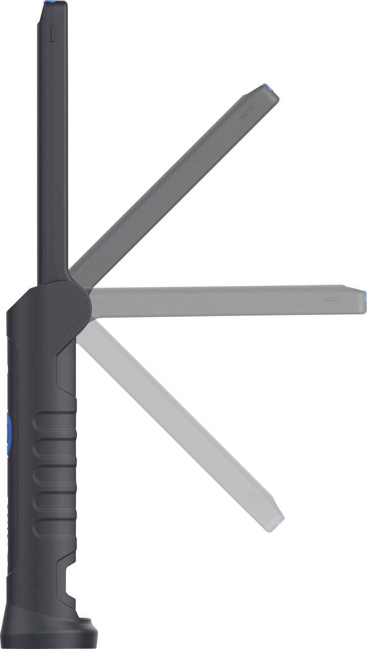 Hoog vermogen LEDs. SMD-LED Werklamp werkt op een accu Philips LPL46X1 LED-Arbeitsleuchte RCH19 3 W 250 lm