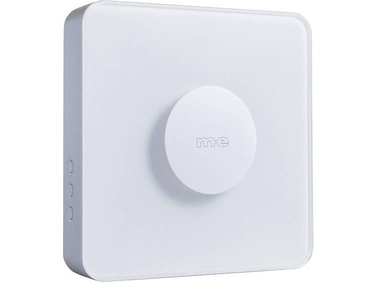 m-e modern-electronics 41143 Ontvanger voor Draadloze deurbel Verlicht