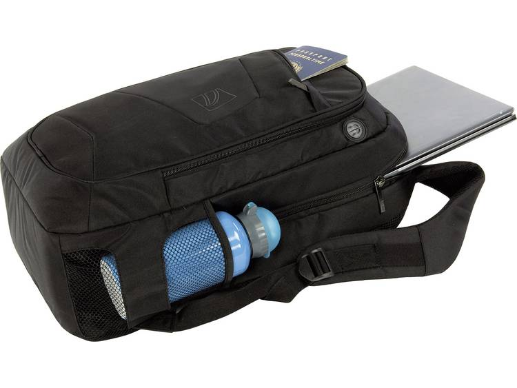 Tucano Laptoprugzak LATO Geschikt voor maximaal (inch): 43,9 cm (17,3) Zwart