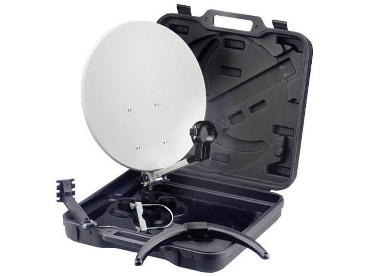 Smart CAMP ECO-HD1 Camping satellietset met receiver