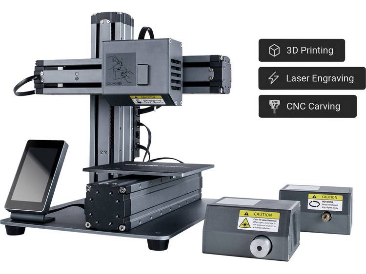 3D-printer snapmaker incl. software