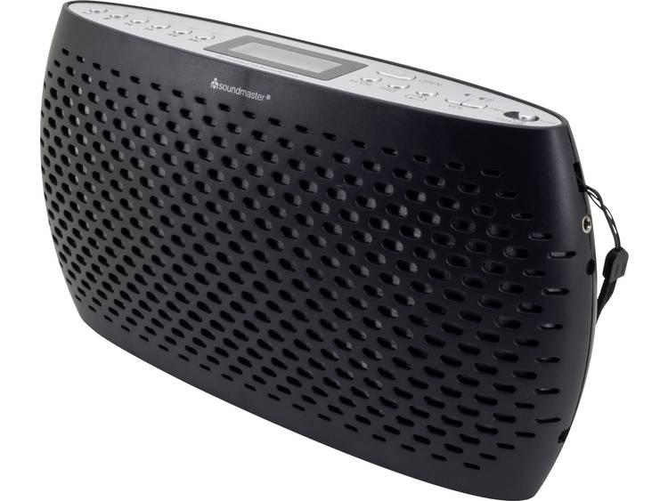 SoundMaster RCD1250 FM Transistorradio USB Zwart