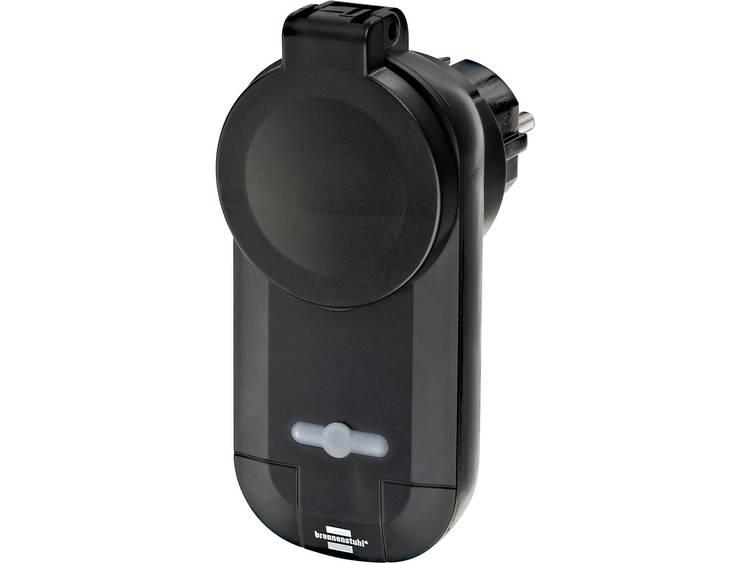 Brennenstuhl FA 868 01 W3600 IP44 DE 3726 Draadloos schakelcontact