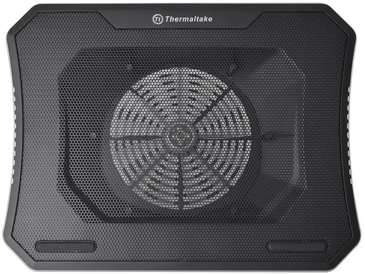 Thermaltake Massive 20 RGB Laptop cooling-pad Regelbare ventilator, In hoogte verstelbaar