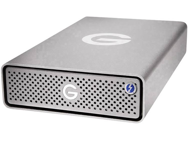 G-Technology G-Drive Pro SSD 1.92 TB Externe SSD harde schijf Thunderbolt 3 Zilver